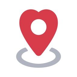 地震速報アプリ『ここだよ』緊急地震速報・位置情報共有