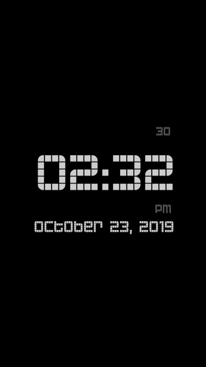 Titanium Digital Clock screenshot-6