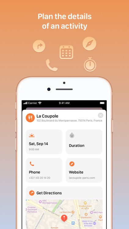 Tripsy: Travel Planner screenshot-4