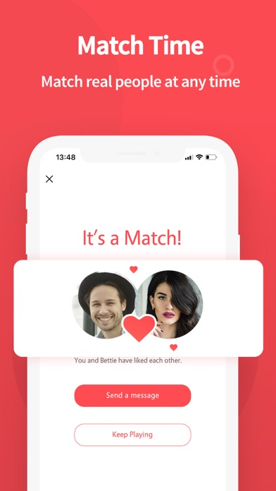 #1 Cougar Dating App - CougarD Screenshot