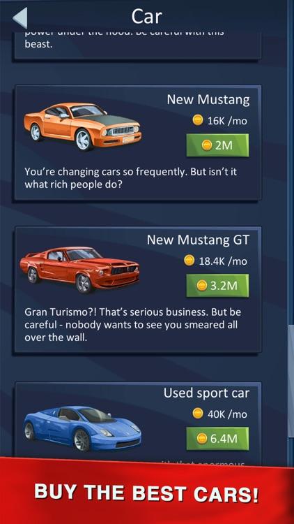 Hit The Bank: Life Simulator screenshot-5