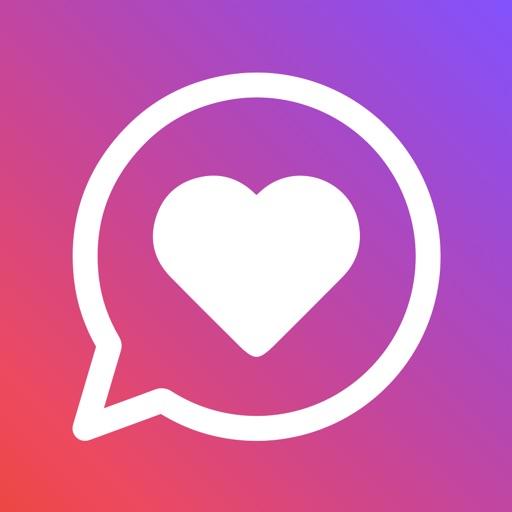 Dating app symboler