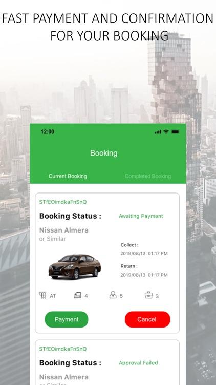 QUICK - Car & Motorbike Rental screenshot-6