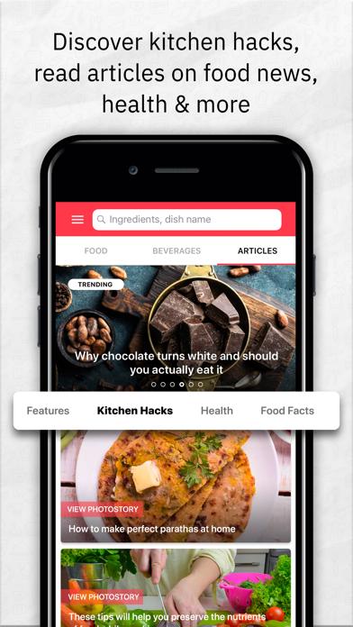 Times Food Screenshot