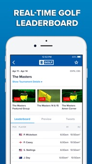 CBS Sports App Scores & News iphone images