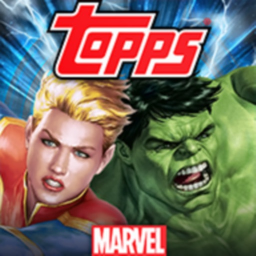 MARVEL Collect! by Topps iOS App
