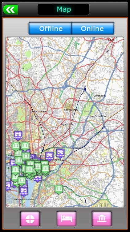 Washington Offlinemap Guide screenshot-4