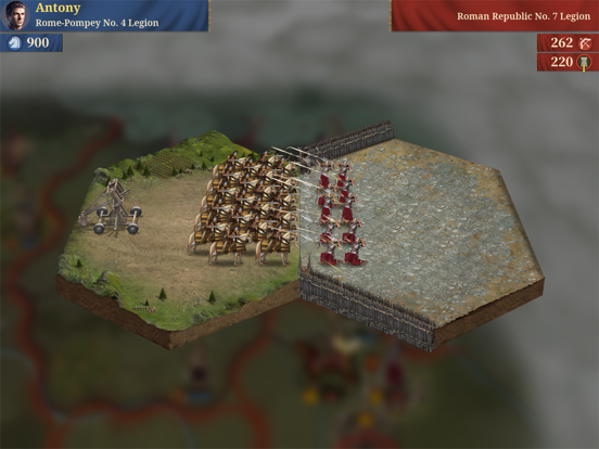 Great Conqueror: Rome screenshot 15