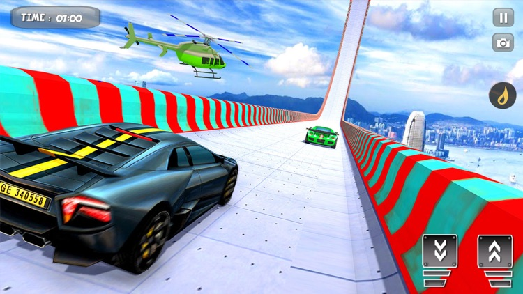 Fearless GT Racing Car Drive screenshot-3