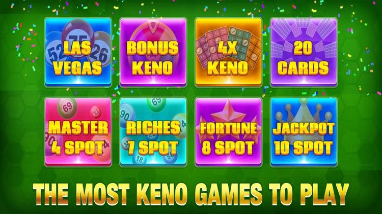 Casino Keno Games