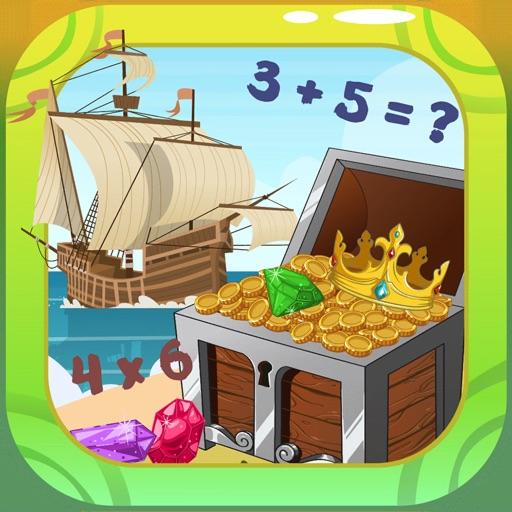 Smart Pirates: Kids Learn Math