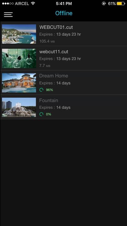 DAX Production Cloud screenshot-3