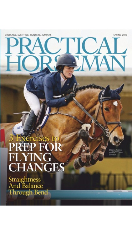 Practical Horseman Magazine HD