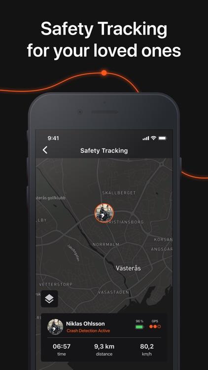 Detecht - Motorcycle App & GPS screenshot-8