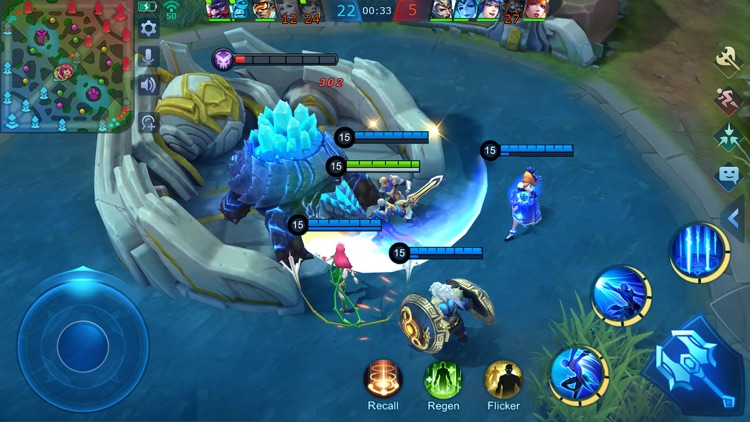Mobile Legends: Bang Bang screenshot-6