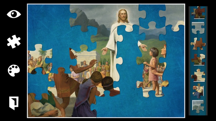 Latter-day Jigsaw Puzzles