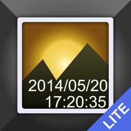 Timestamp Photo and Video Lite