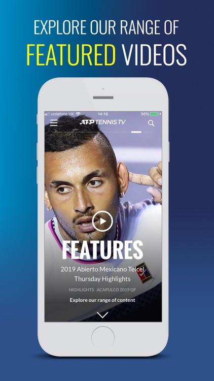 Tennis TV - Live Streaming screenshot-8