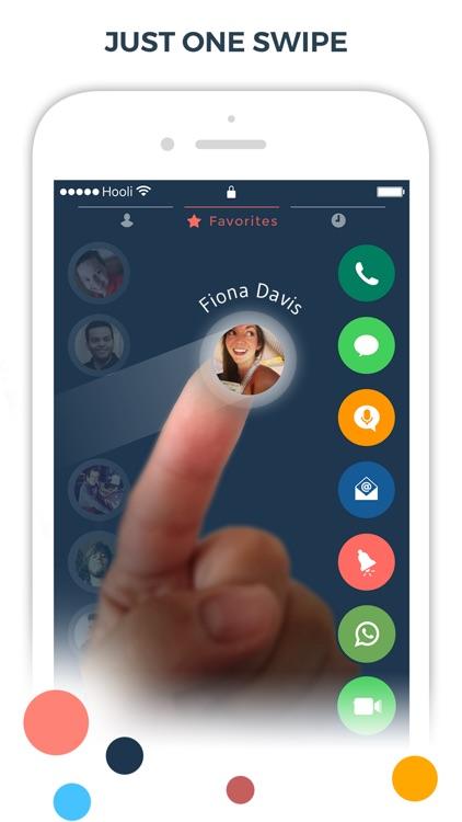 drupe - Caller ID & Dialer screenshot-3