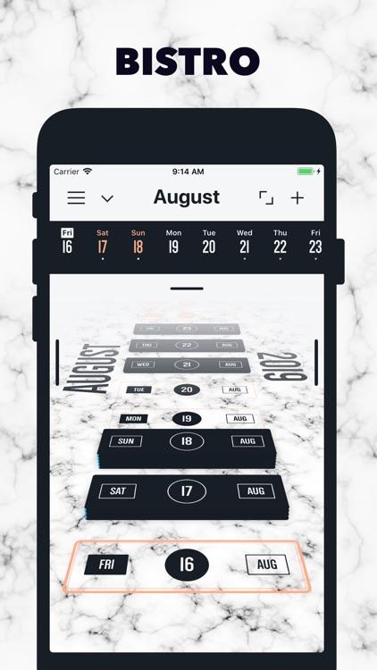 Vantage Calendar screenshot-6