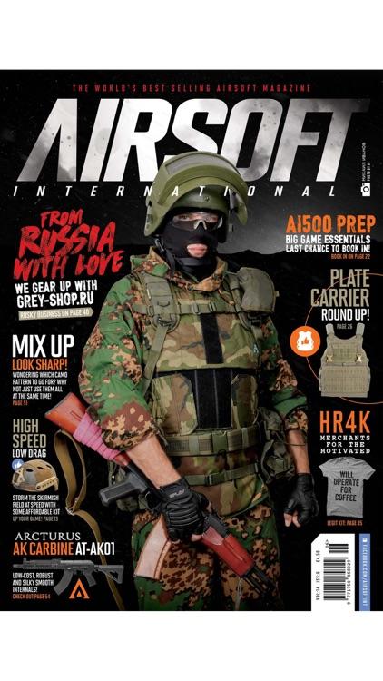Airsoft International Magazine screenshot-8