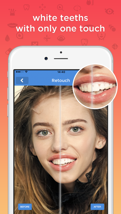 fixtouch - retouch & makeup screenshot three
