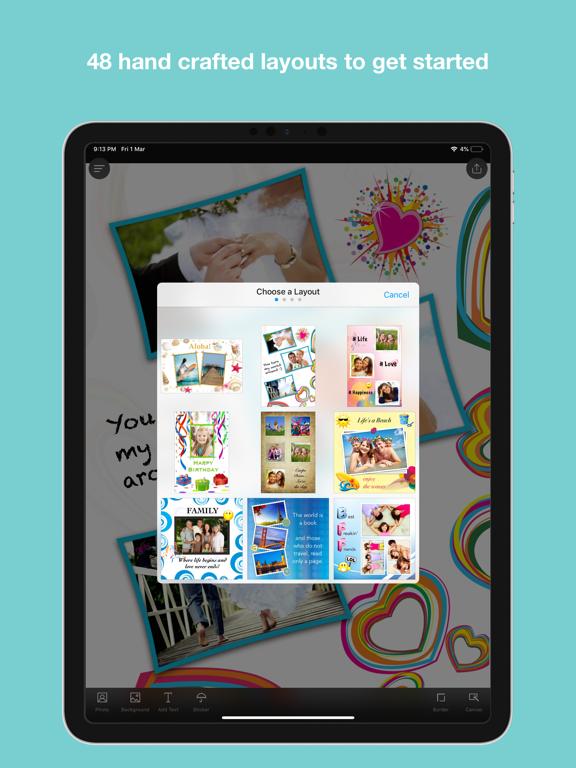 Photo Wall Pro - Collage App screenshot