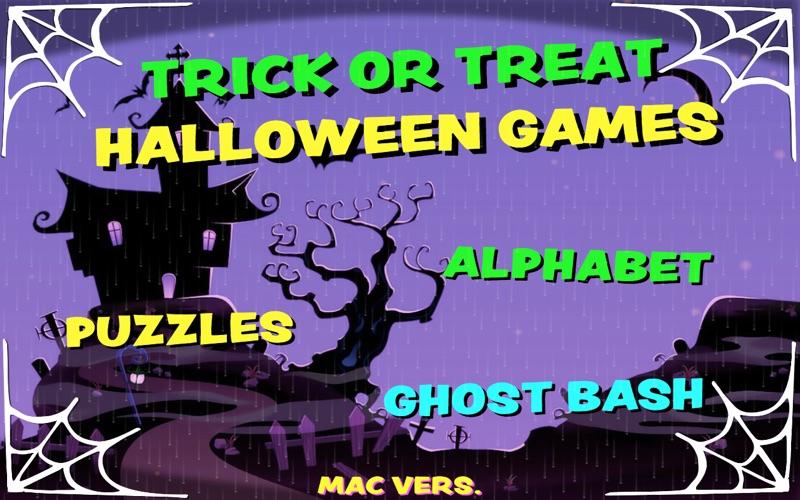Trick Or Treat Halloween Games screenshot 1
