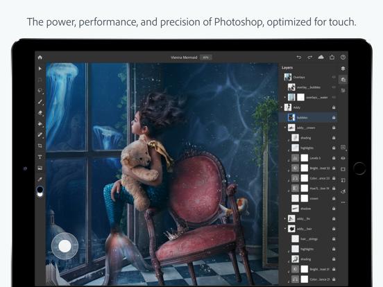 Adobe Photoshop screenshot 1