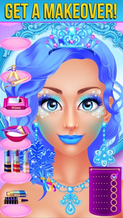 Hair Salon - Makeover Party screenshot-5
