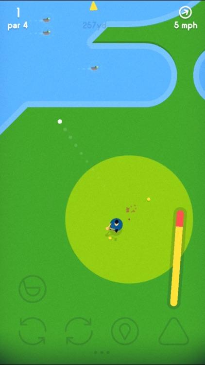 Golfing Around screenshot-4