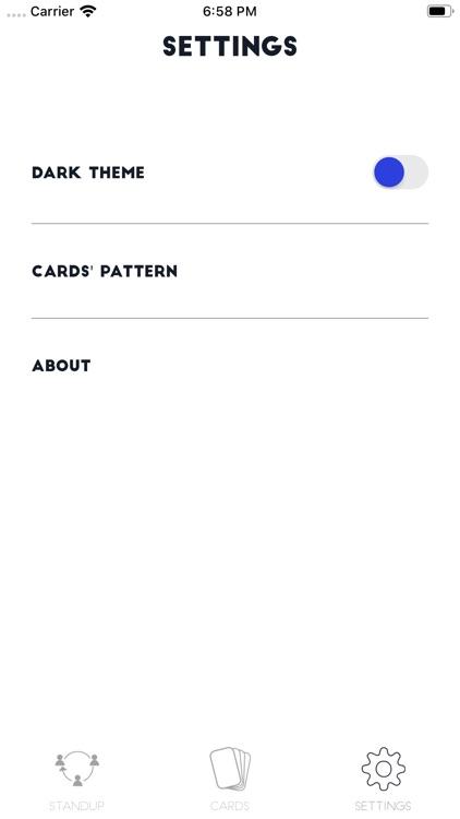 Standup timer & Poker cards screenshot-5