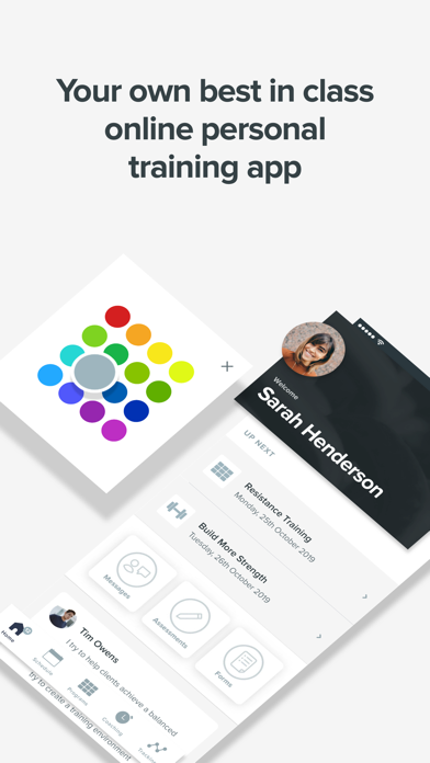 Online Personal Training screenshot two