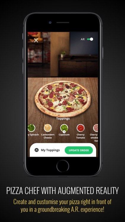 Domino's screenshot-2