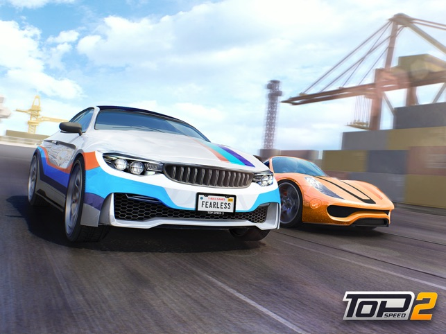 Top Speed 2 grabs pole position as it races onto the App Store today Image