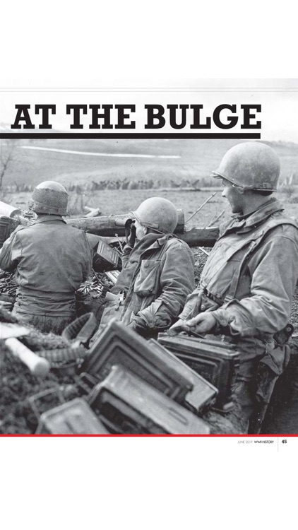 WWII History Magazine screenshot-5