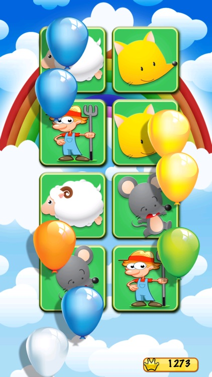 Farm Match for Kids & Toddlers screenshot-2