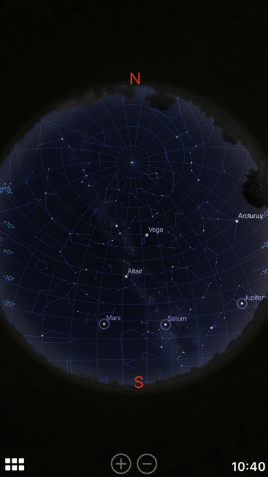 Screenshot for Stellarium Mobile Sky Map in Germany App Store