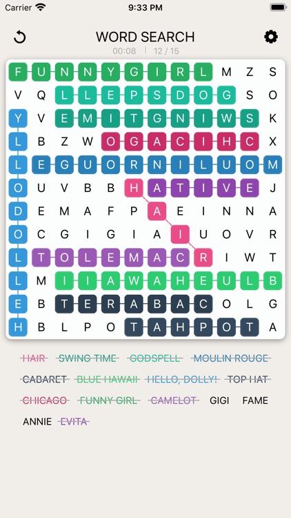 Word Search Ultimate screenshot-6