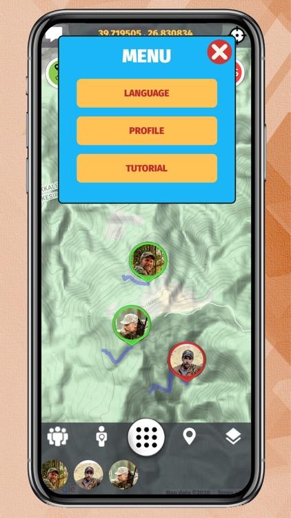 Gps Tracking - Hunter screenshot-5
