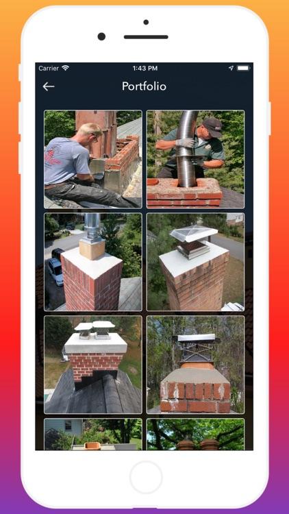 Chimney Repair Customer screenshot-7
