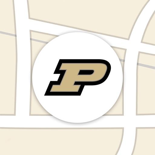 Purdue Campus Maps