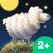 晚安,小绵羊! HD
