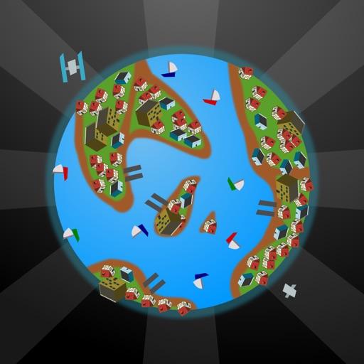 My Planet Simulation