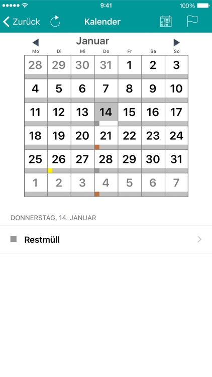 AbfallApp OG screenshot-3