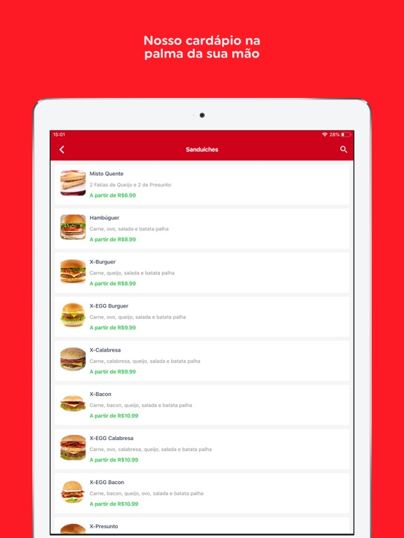 Hot Burger screenshot 8