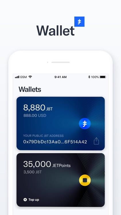 JET8 Wallet