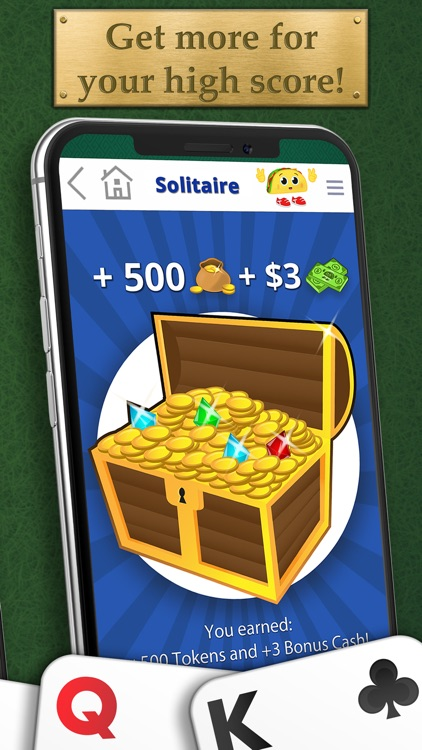 Solitaire Boss: Play for Cash screenshot-3