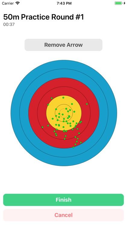 Rise - Archery Scoring Tracker screenshot-3