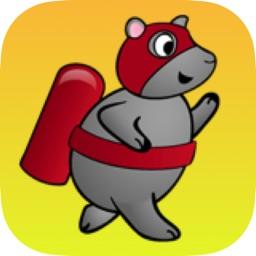 A Rat's Jetpack Joyride